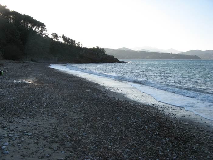 плаж Оттоне слева
