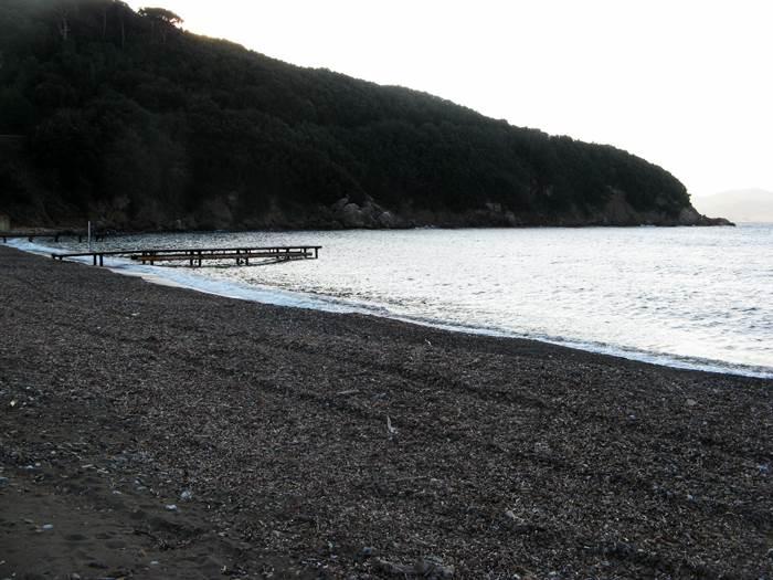 Пляж Баньяйа - левая часть