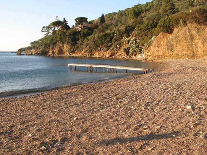правая сторона пляжа Баньяйа