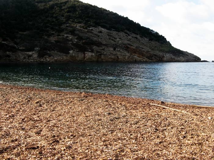 пляж Ниспорто левая сторона