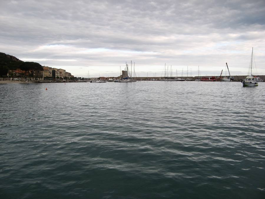 море в Марчана Марина