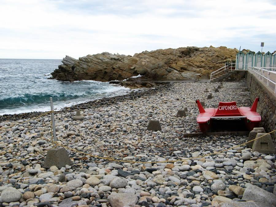 майский пляж на Эльбе