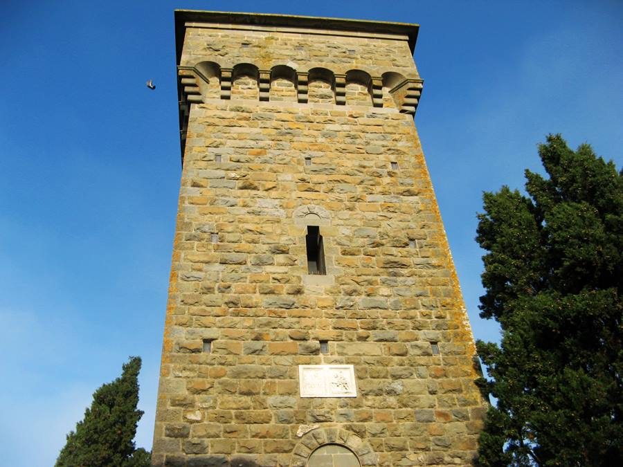 башня в ригоманьо