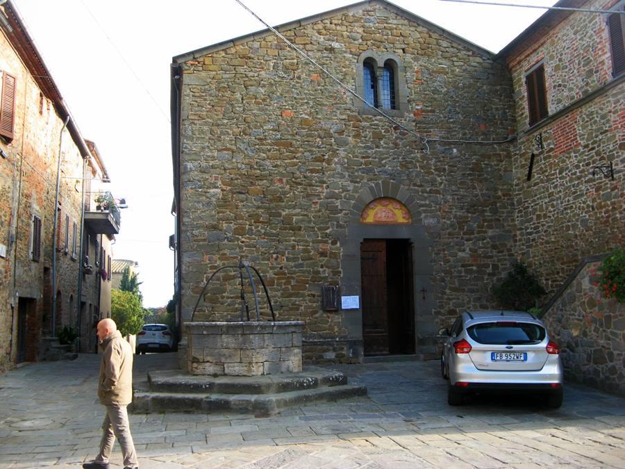 ригоманьо - церковь