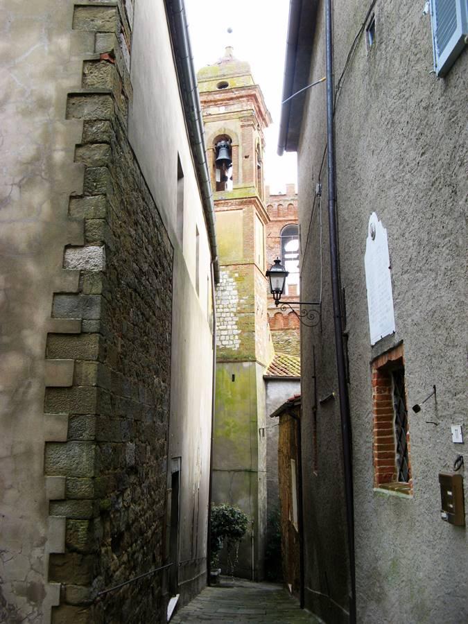 колокольня в Скрофиано