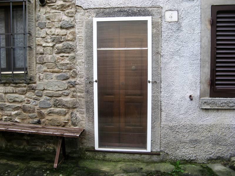 Карда, дверь