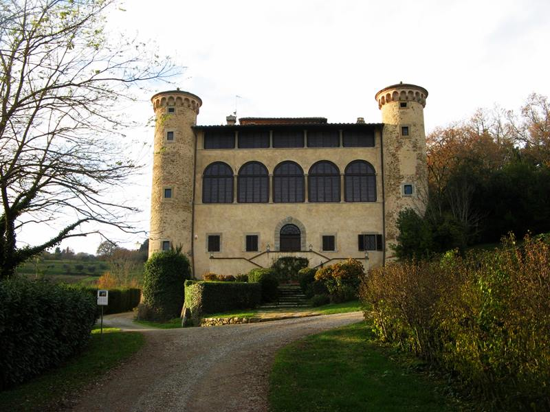 замок Гальбино