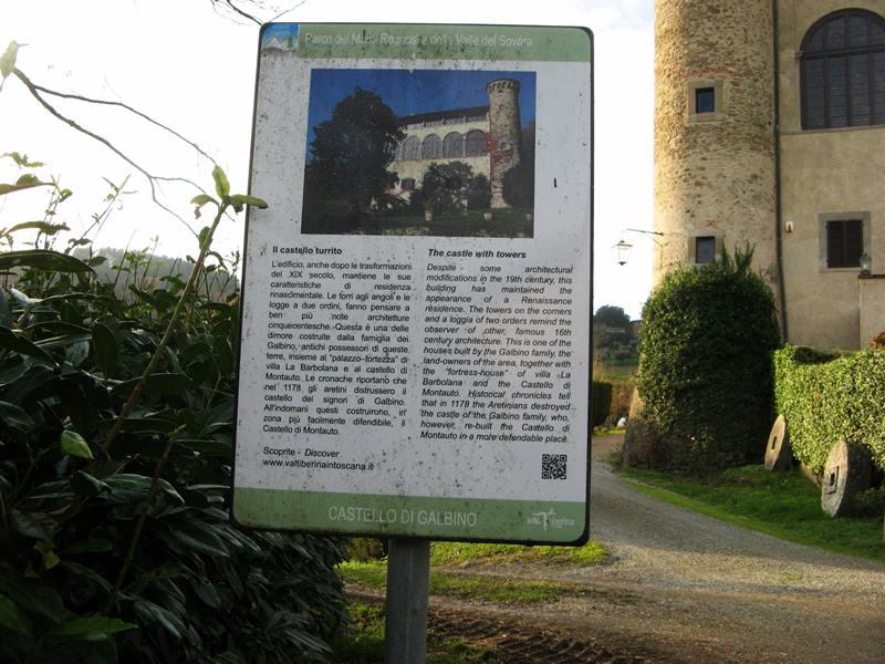 информация о замке Гальбино