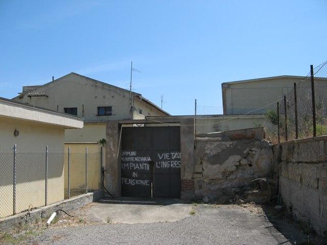Пьяноза: старый вход в тюрьму