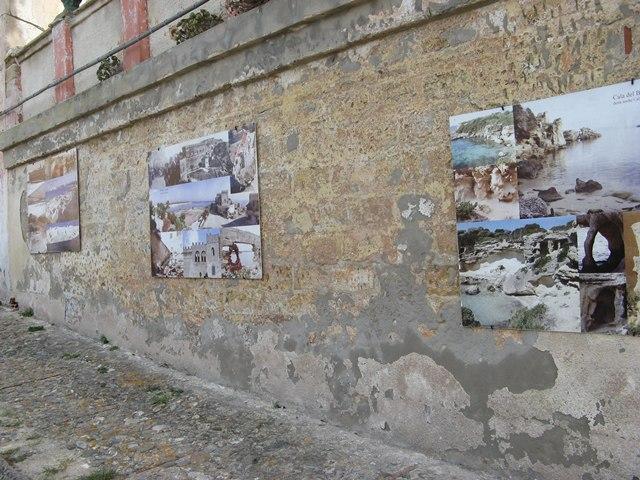 выставка старых фото на Пьянозе