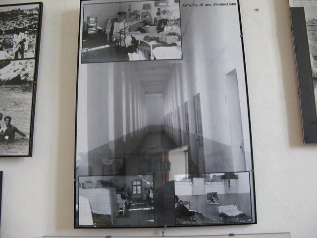 фото о жизни заключённых на Пьянозе
