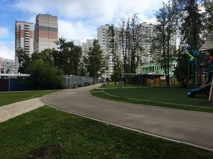 благоустройство в Москве