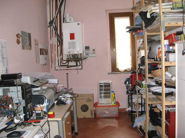 Техническая комната