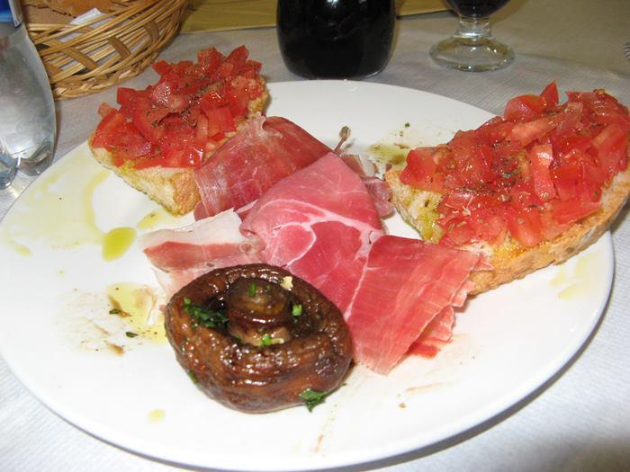 тосканская закуска