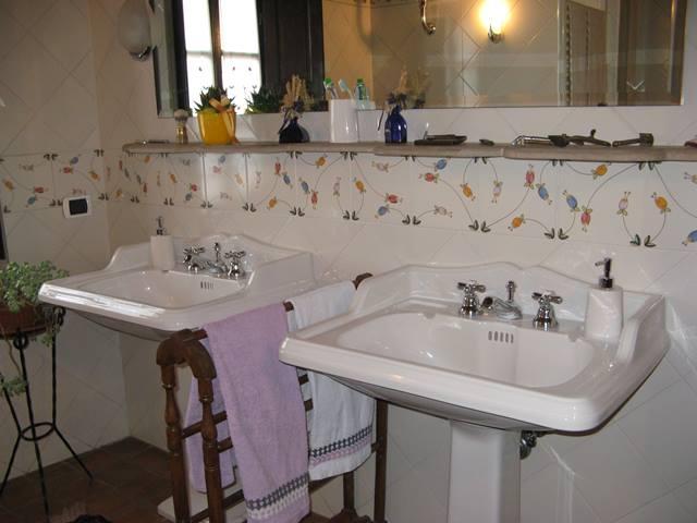туалет с ванной