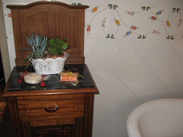 уют в итальянском туалете