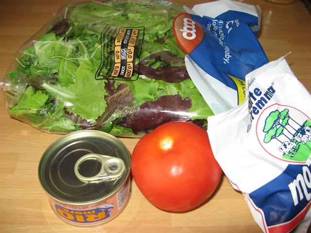 Какие продукты требуются для приготовления салата