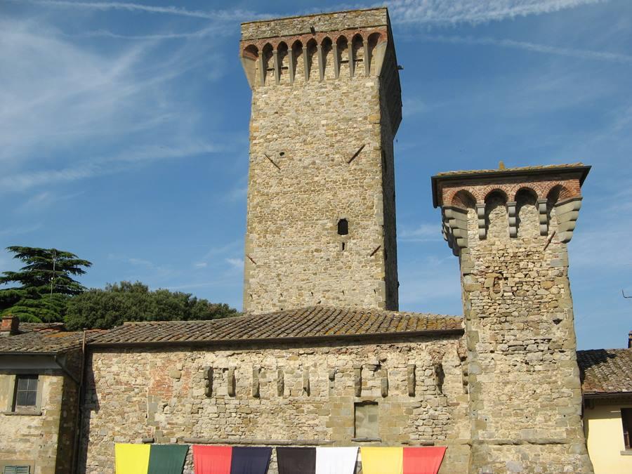 Башни в Лучиньяно