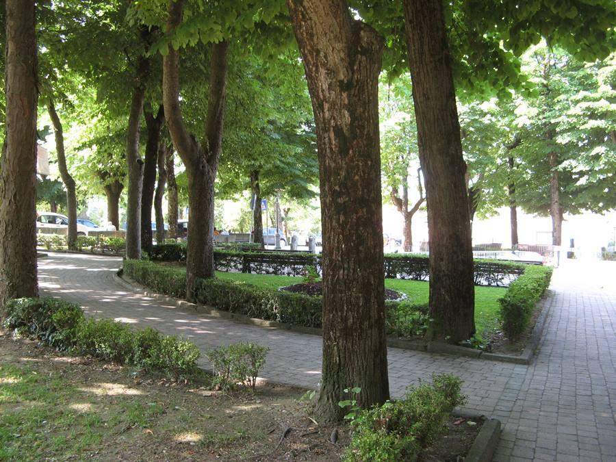 Парк в Лучиньяно
