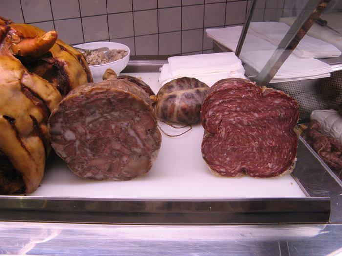 мясные продукты