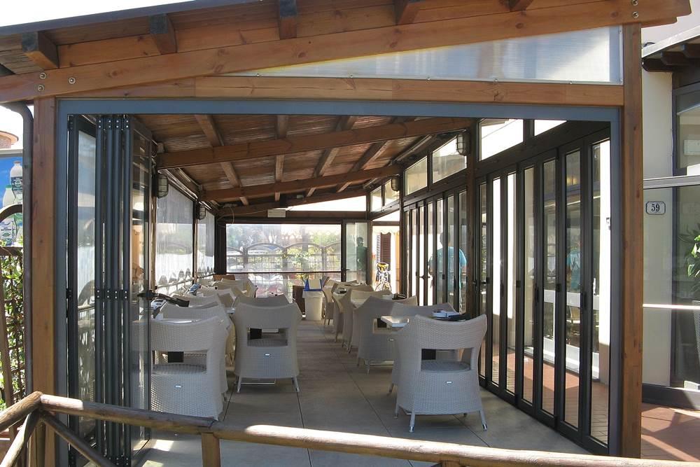 Кафе в Марина ди Кампо