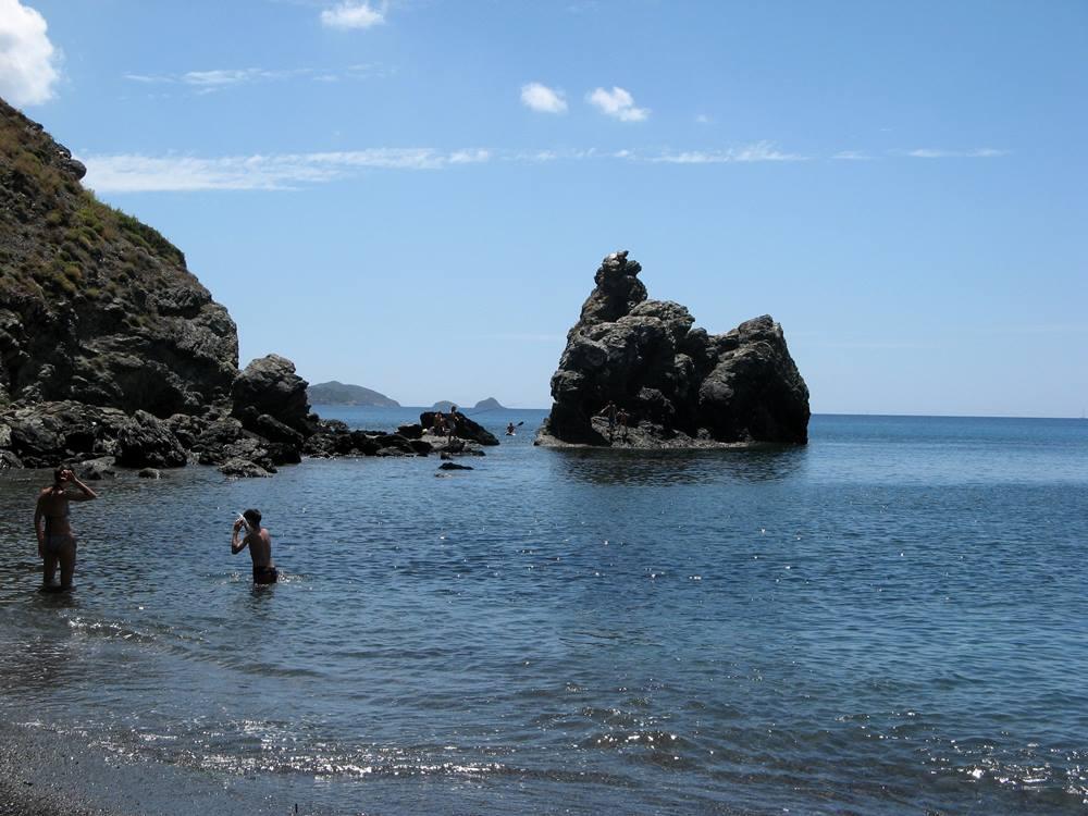 август - тёплое Средиземное море