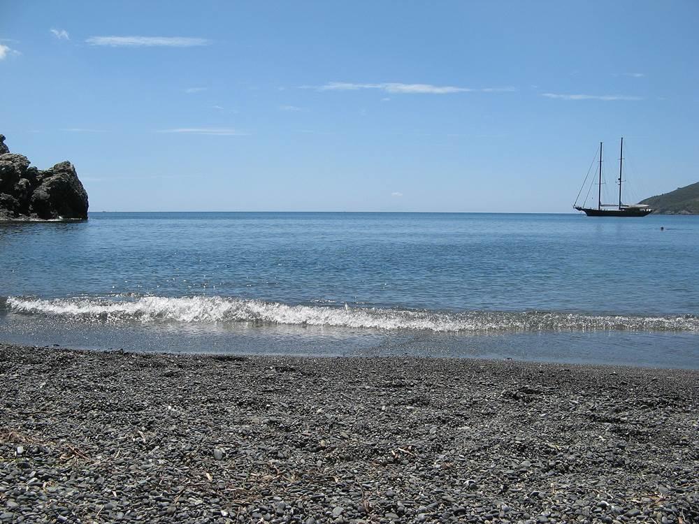 Лёгкая морская волна