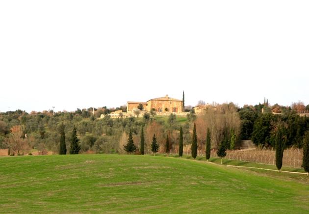 имение в Тоскане