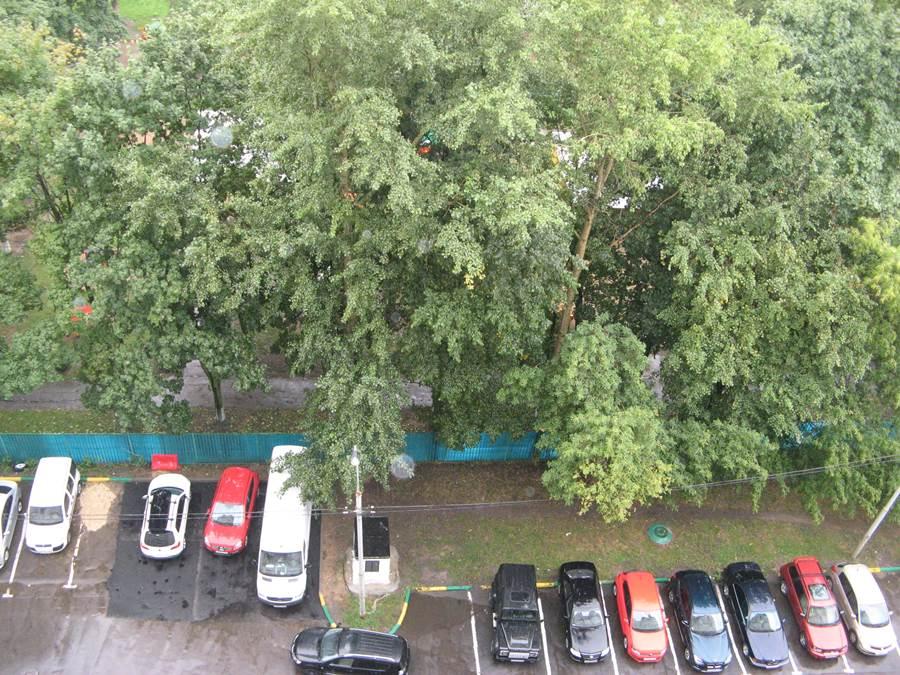 парковка рядом с домом