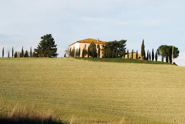 сельский дом в Тоскане