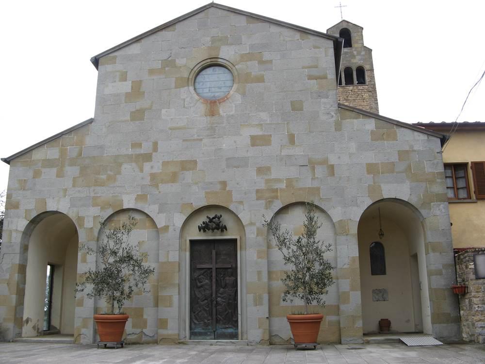 Одна из трёх церквей