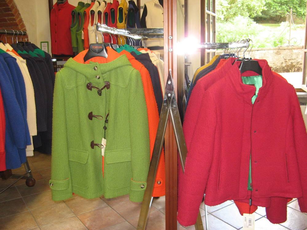 Одежда из казентинской шерсти