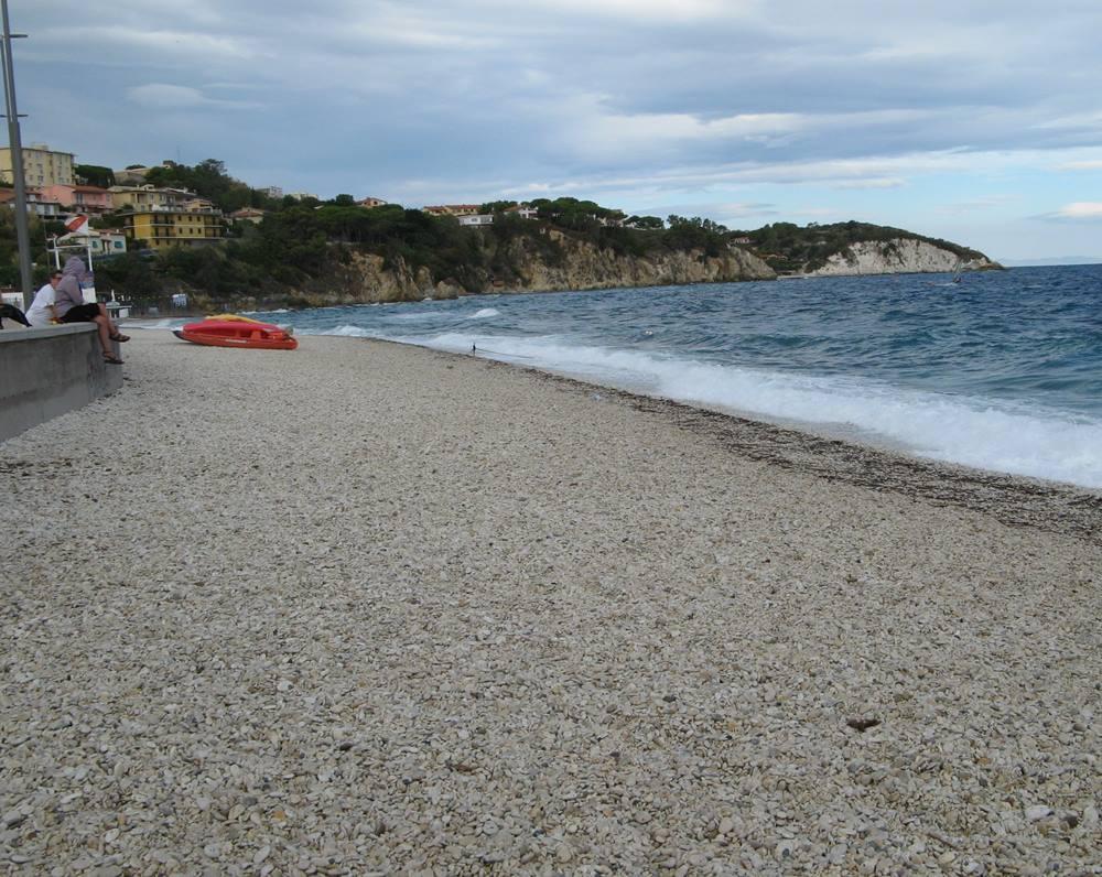 размах пляжа Гиае