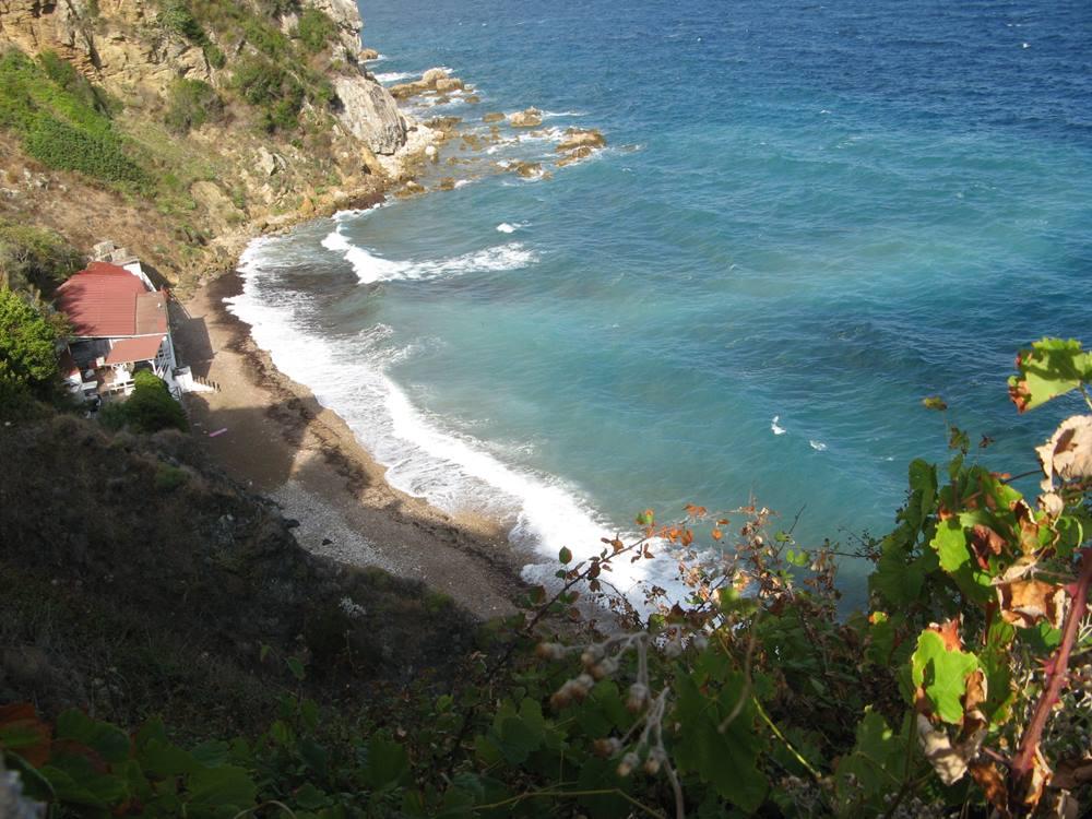 бесплатный пляж Гиае в Портоферрайо