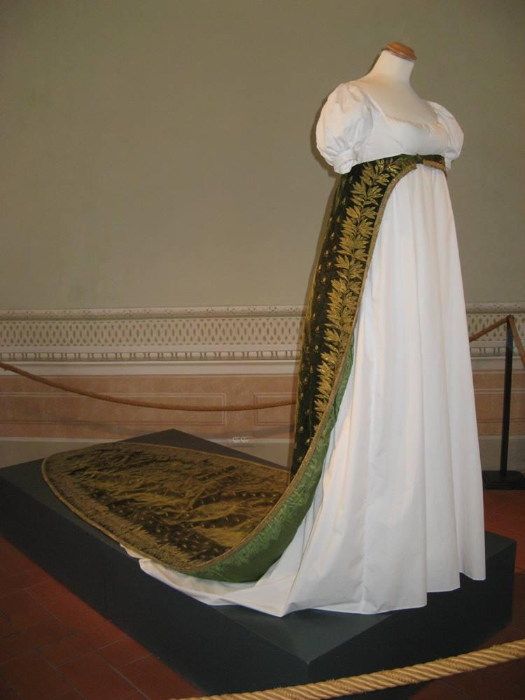 Платье Паолины