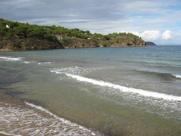 море в районе Стракколиньо