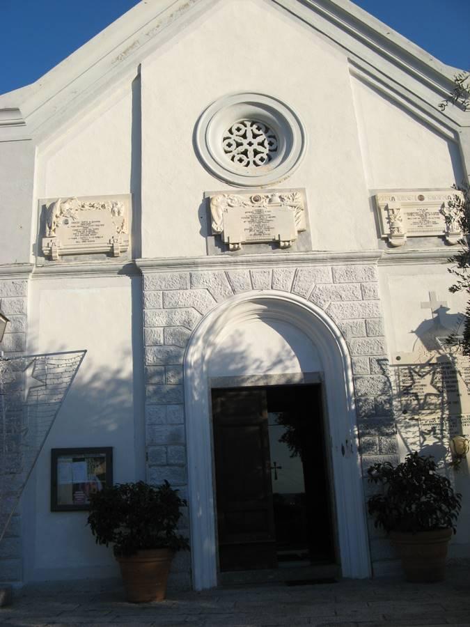 Церковь в Помонте