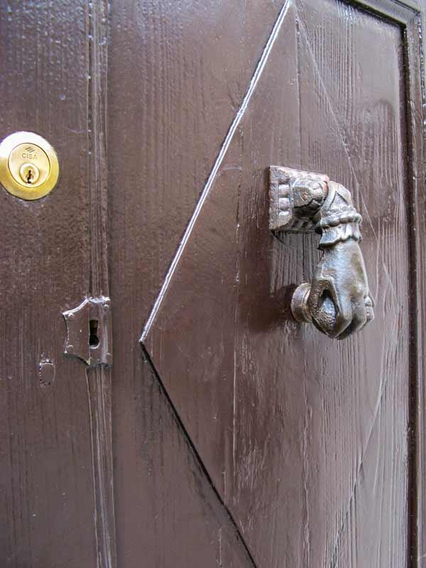 итальянская дверь