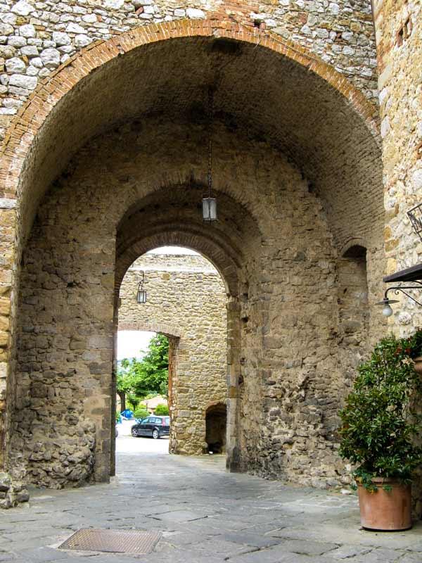 Porta del Pianello