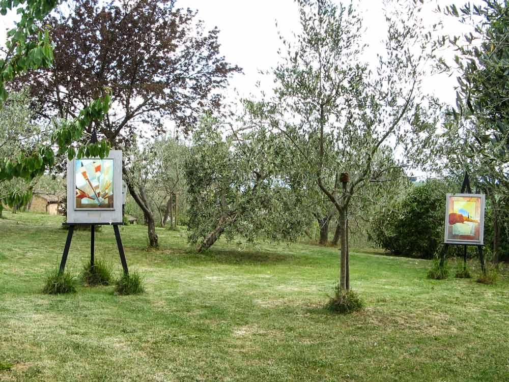 художественная выставка под открытым небом