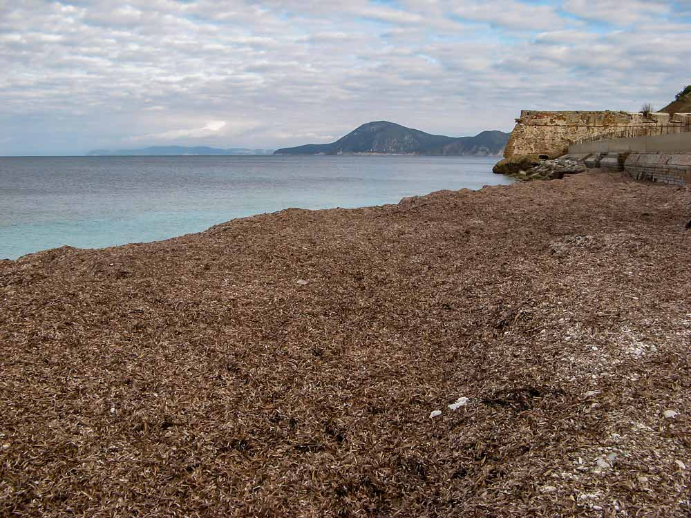 пляж Гиае, Гиайе, Le ghiaie
