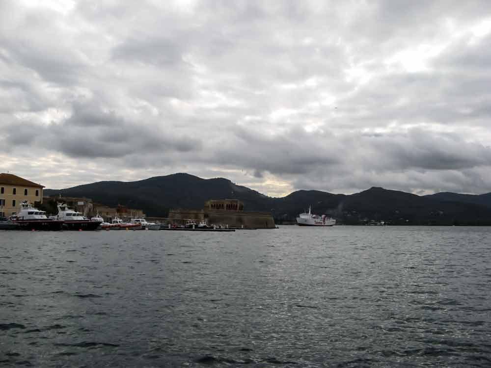 часть старого порта