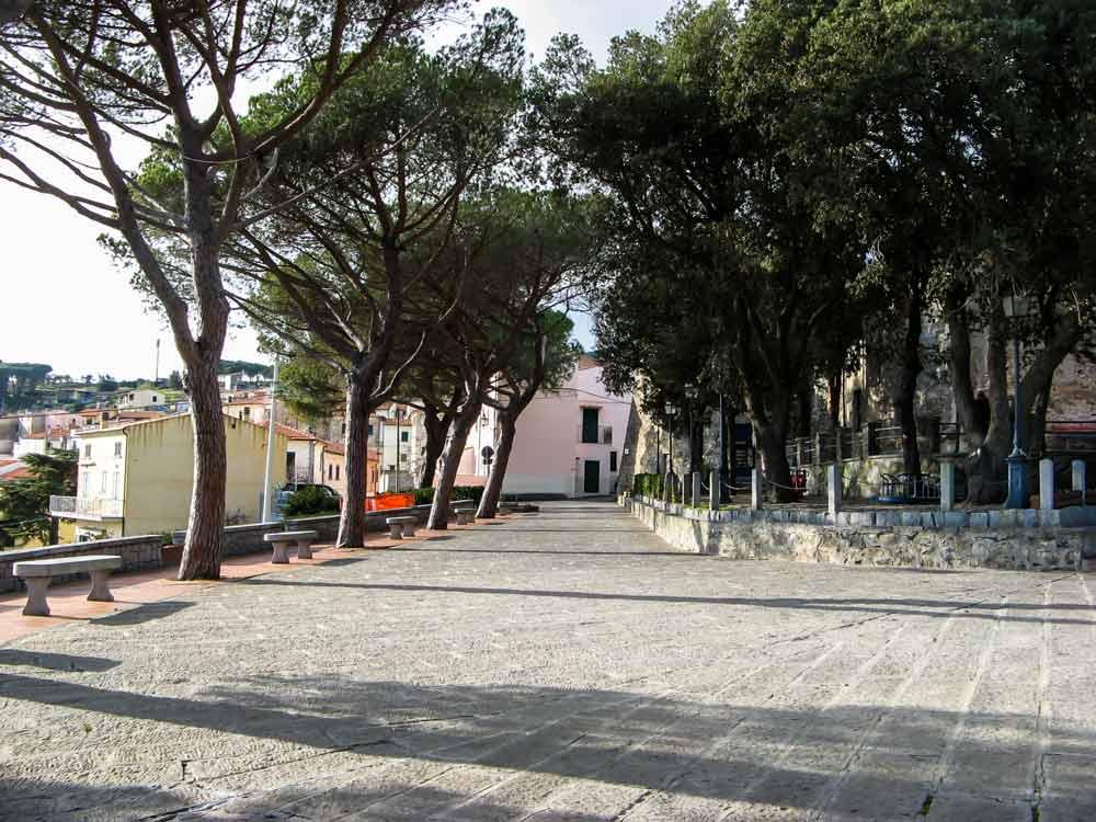 площадь Вельведере