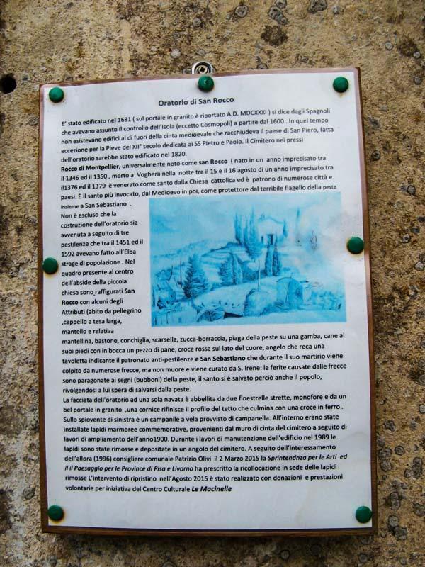 история постройки церкви Рокко
