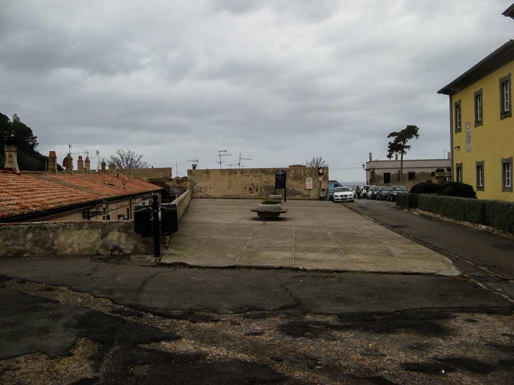 Площадь перед Дворцом Мулини