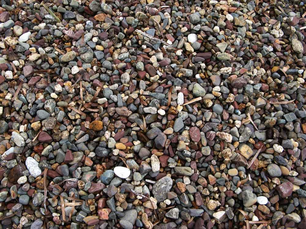 камешки на пляже Барбаросса
