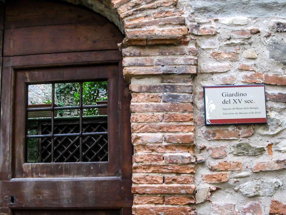 сад, заложенный в 15 веке