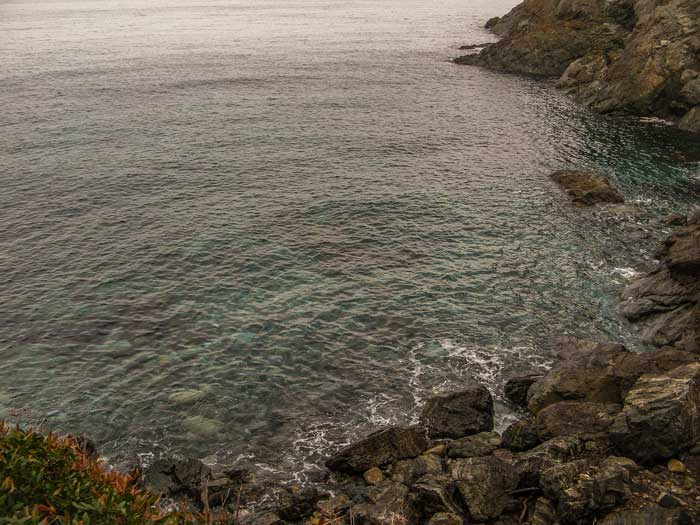 вода Тиррентского моря
