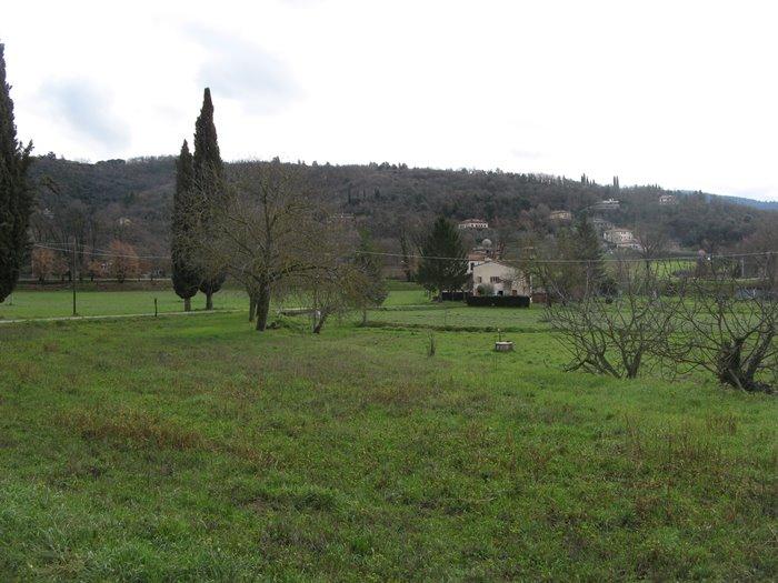 окрестности Ареццо в марте 2018