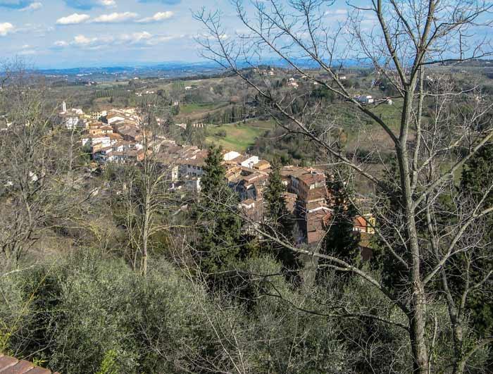 Вид на Сан Амиато